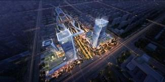 开年新作,临沂城际空间站12层办公入市在即,敬请期待!