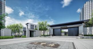 江督府|以新中式建筑,邂逅沂河畔的家族院墅